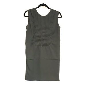 Marni shift dress with seen detail